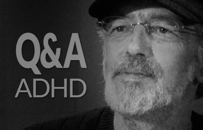 Q&A with Ra Uru Hu - What is your view on ADHD?