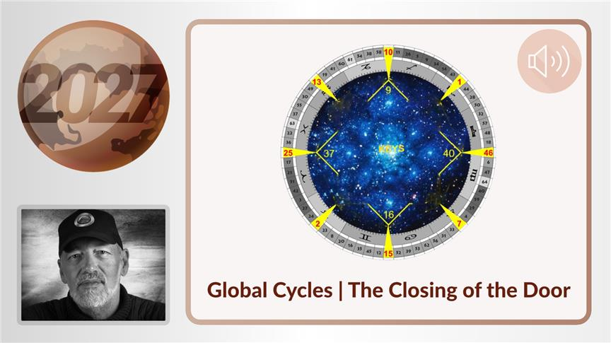 Global Cycles - The Closing of the Door