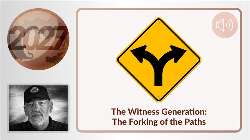 The Witness Generation: The Forking of the Paths