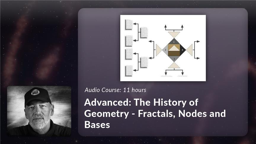 Advanced: The History of Geometry: Fractals, Nodes and Bases