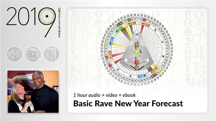 Basic Rave New Year Forecast 2019 & Webinar