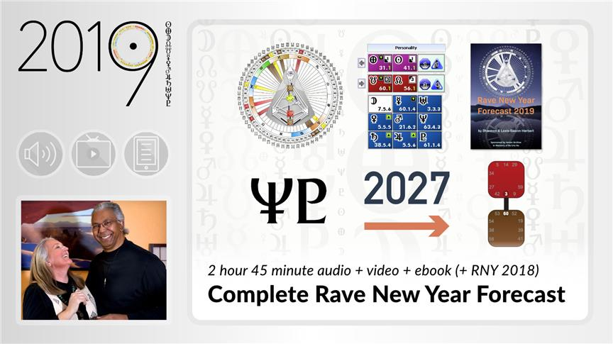 Complete Rave New Year Forecast 2019 & Webinar