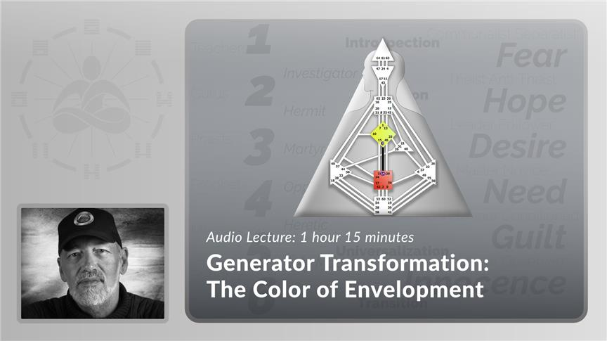 Generator Transformation - The Color of Envelopment