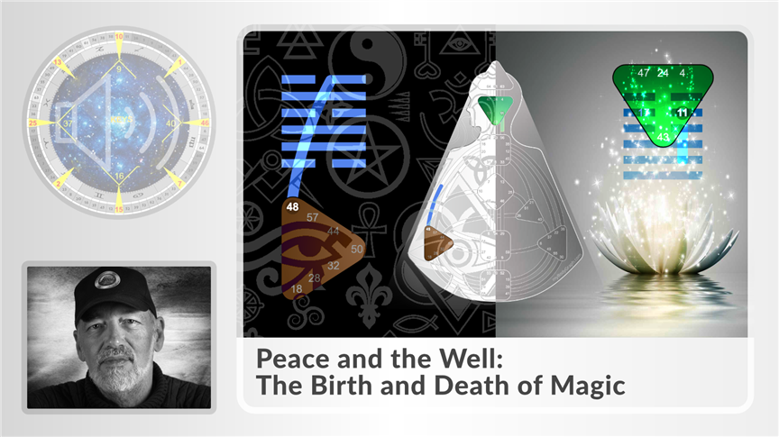 Peace and the Well: The Birth and Death of Magic