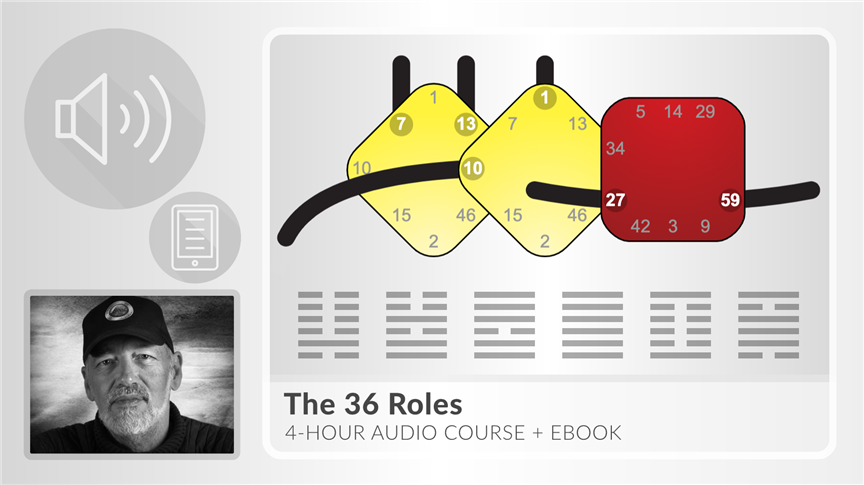 The 36 Roles (eBook included)