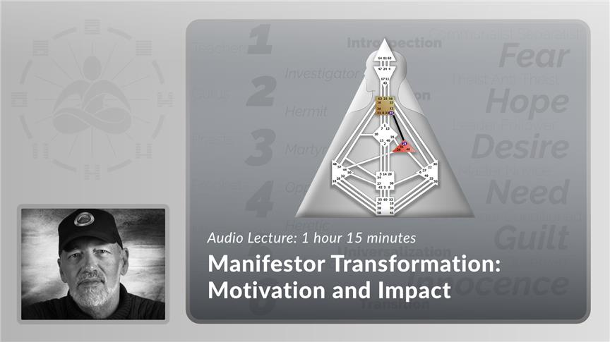 Manifestor Transformation - Motivation and Impact