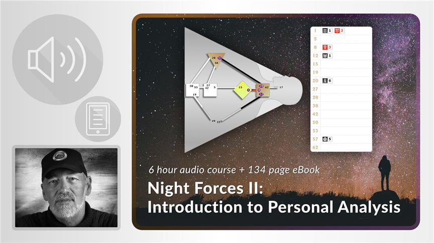 Night Forces II: Introduction to Personal Analysis