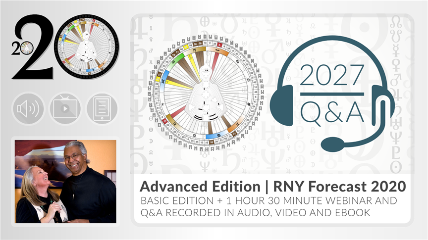 Advanced Edition — Rave New Year Forecast 2020