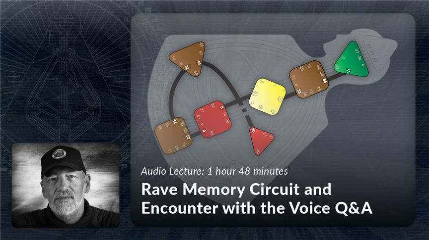 Rave Memory Circuit and Encounter with the Voice Q & A with Ra