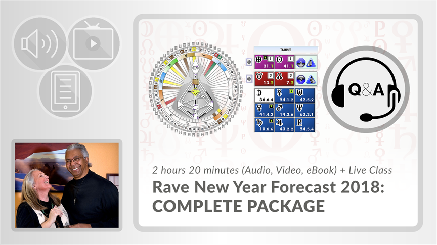 Rave New Year Forecast 2018: Complete Package