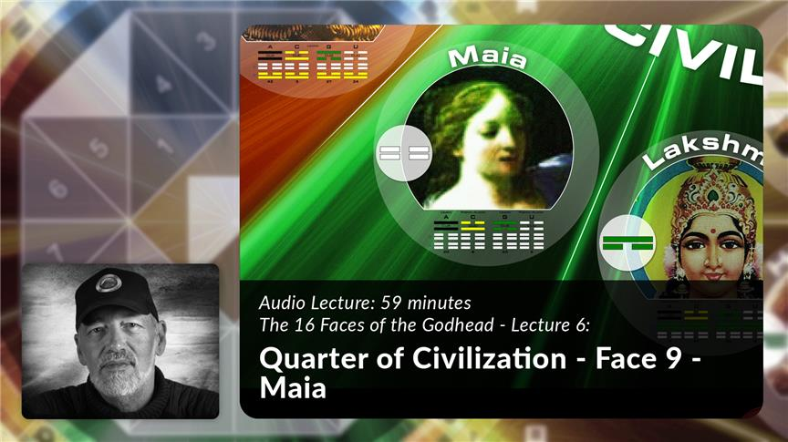Quarter of Civilization - Face 9 - Maia