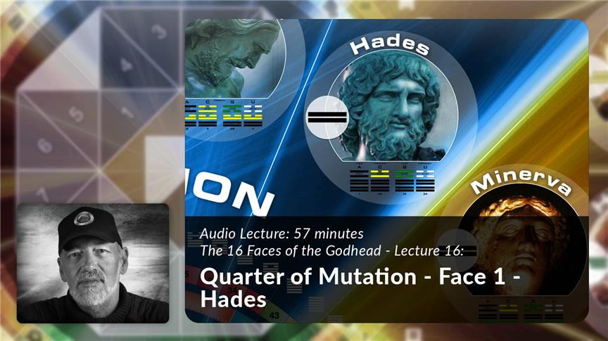 Quarter of Mutation - Face 1 - Hades