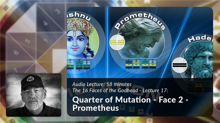 Quarter of Mutation - Face 2 - Prometheus
