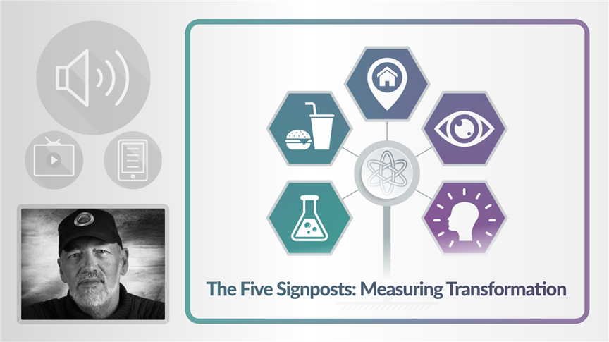 The Five Signposts: Measuring Transformation