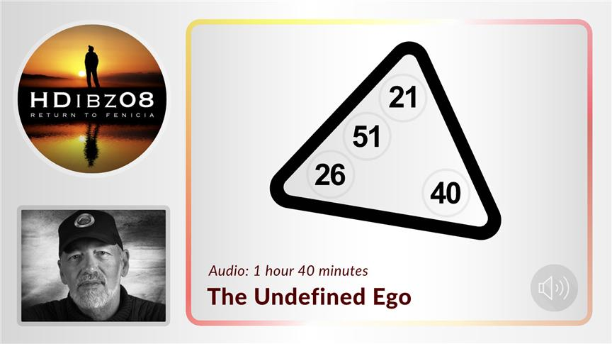 The Undefined Ego