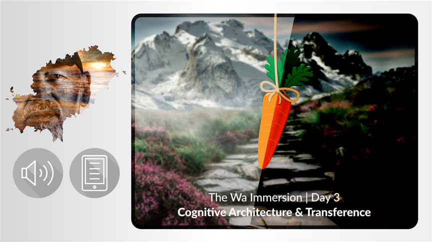 Day 3 | Cognitive Architecture & Transference