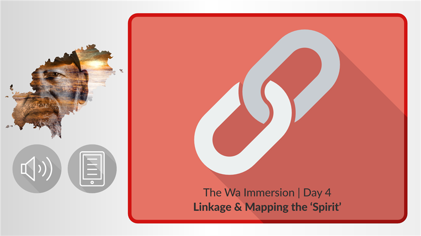 Day 4 | Linkage & Mapping the 'Spirit'
