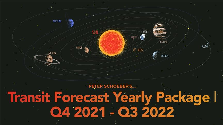 Transit Forecast Yearly Package   Q4 2021 - Q3 2022