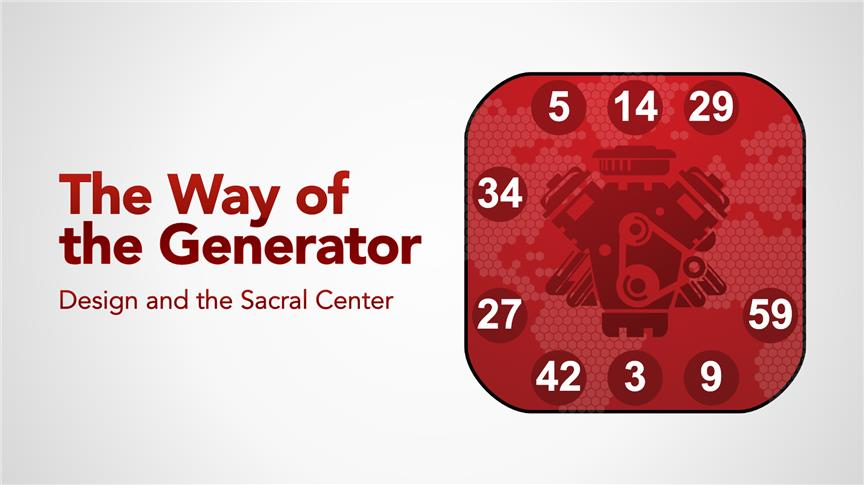 The Way of the Generator + Bonus
