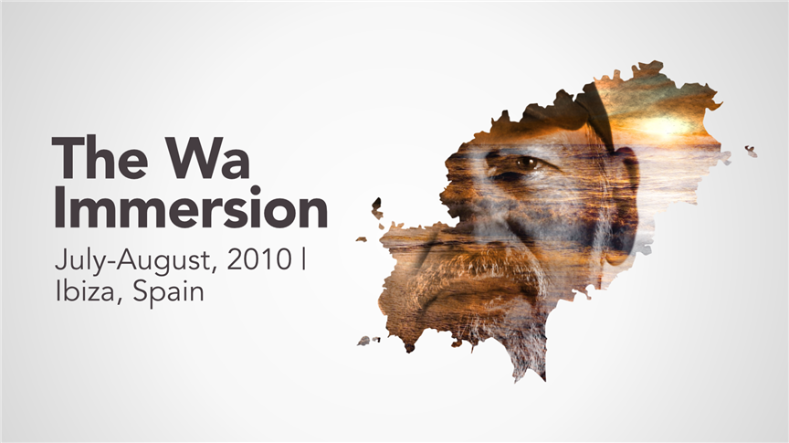 The Wa Immersion | Complete Course