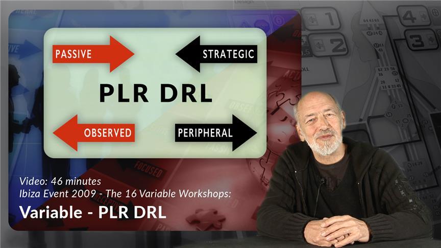 IBI09 Variables - PLR DRL