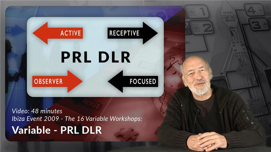 IBI09 Variables - PRL DLR