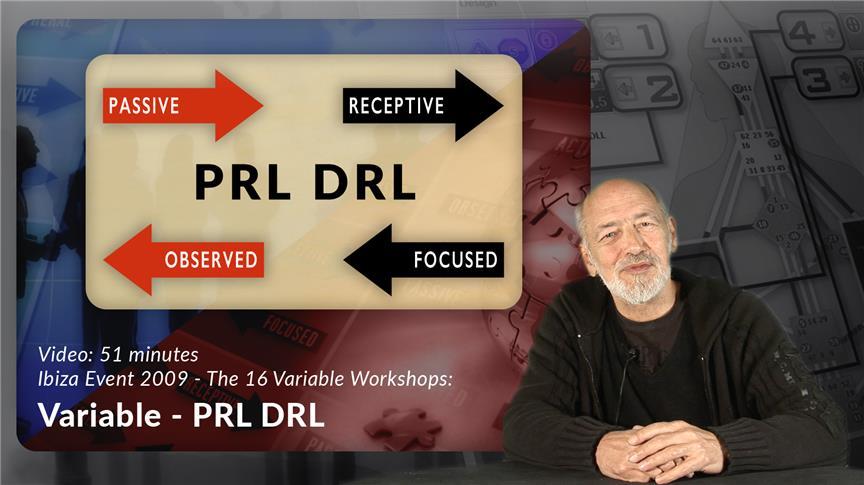 IBI09 Variables - PRL DRL