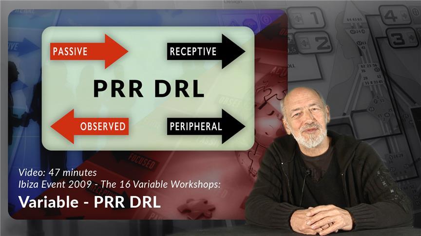 IBI09 Variables - PRR DRL