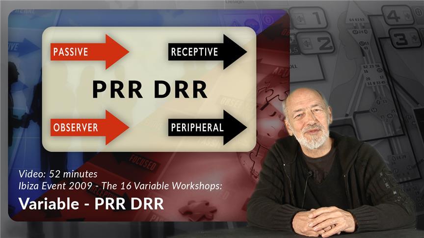 IBI09 Variables - PRR DRR