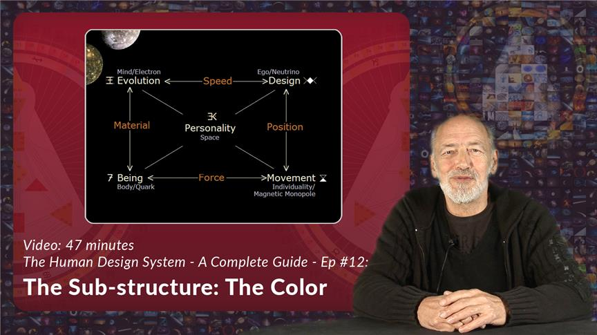 The Sub-structure: The Color