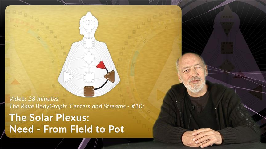 Solar Plexus: Need - From Field to Pot