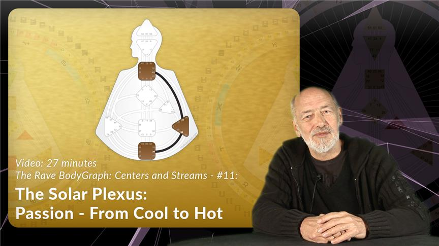 Solar Plexus: Passion - From Cool to Hot