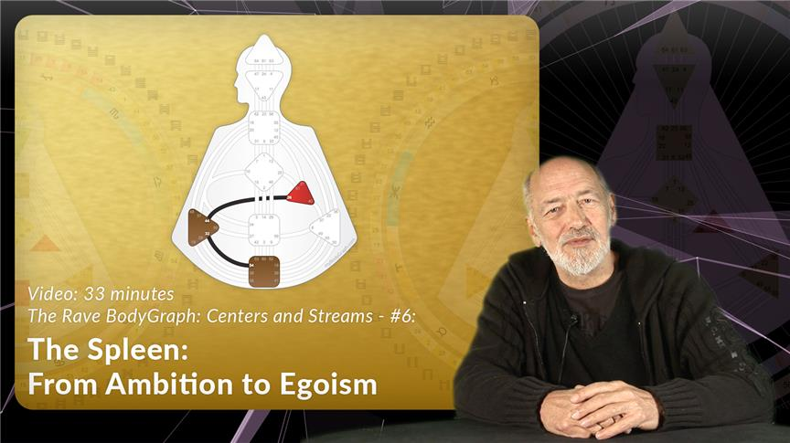 The Spleen: From Ambition to Egoism