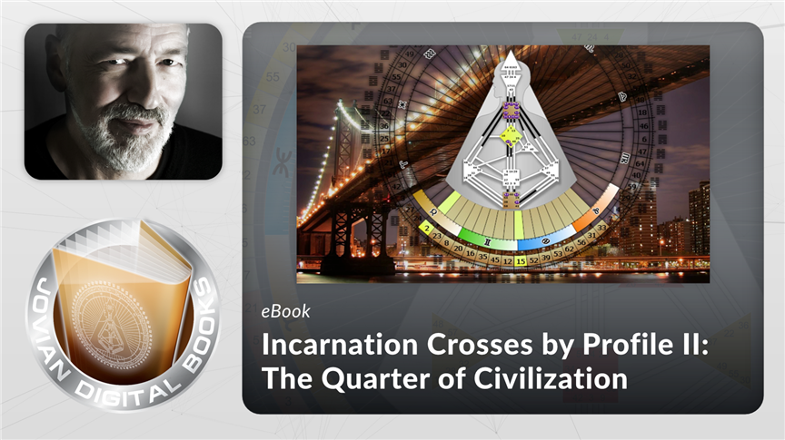 Incarnation Crosses by Profile II: The Quarter of Civilization