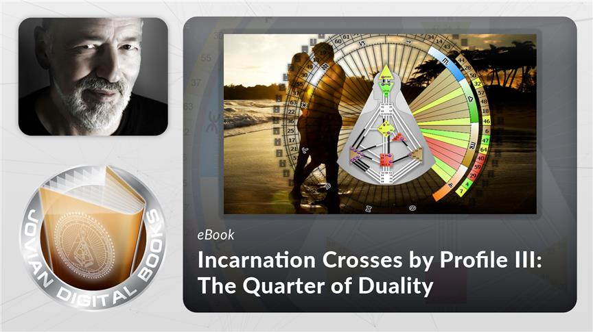 Incarnation Crosses by Profile III: The Quarter of Duality