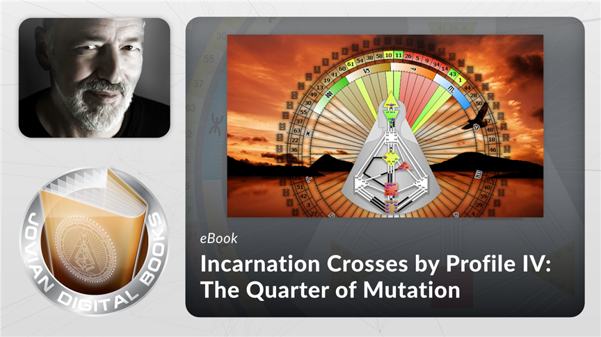 Incarnation Crosses by Profile IV: The Quarter of Mutation