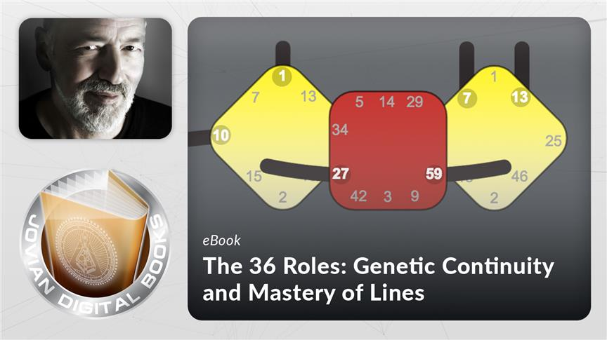 The 36 Roles: Genetic Continuity and Mastery of Lines