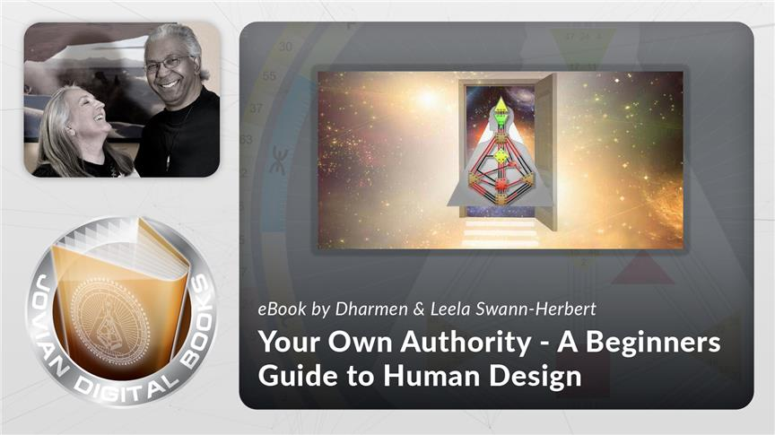 Your Own Authority - A Beginners Guide to Human Design