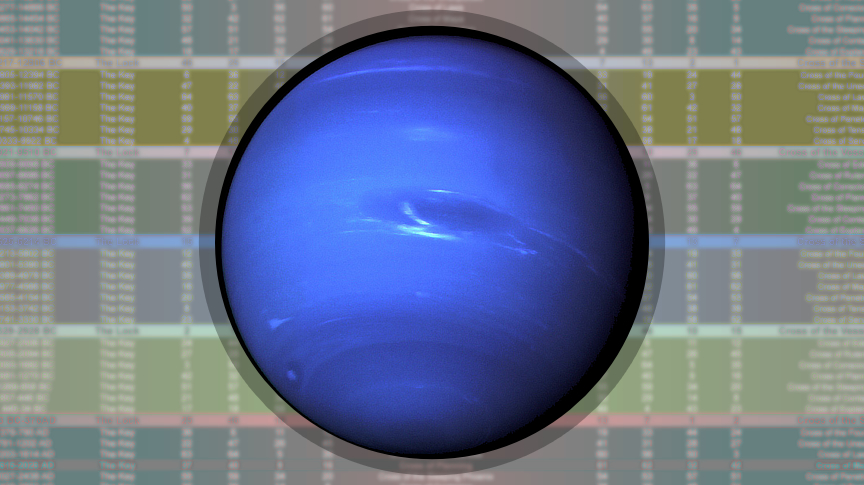 2027: A View through Neptune's Veil